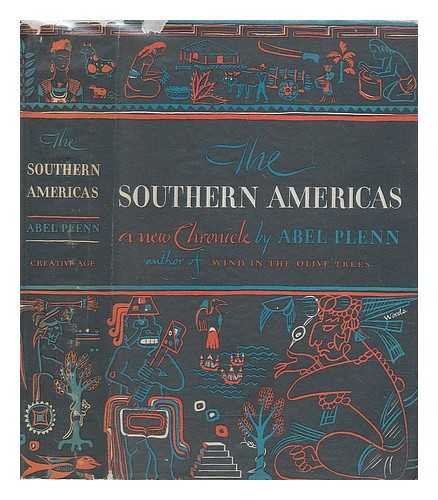 9781299360228: The southern Americas,: A new chronicle