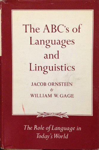 9781299361720: The ABC's of Languages and Linguistics