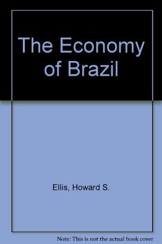 9781299374058: The economy of Brazil,