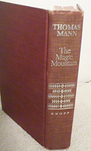 9781299389489: The Magic Mountain. [Der Zauberberg]