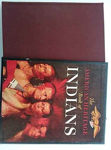 9781299405011: The American heritage book of Indians