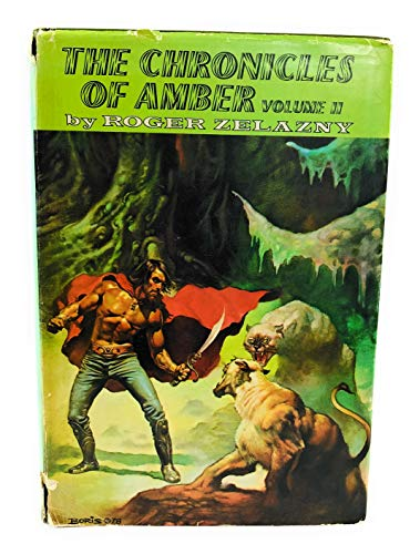 9781299406377: The Chronicles of Amber, Volume 2