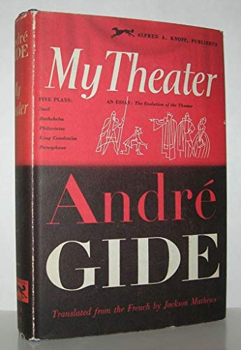 9781299438651: My Theater: Five Plays and an Essay