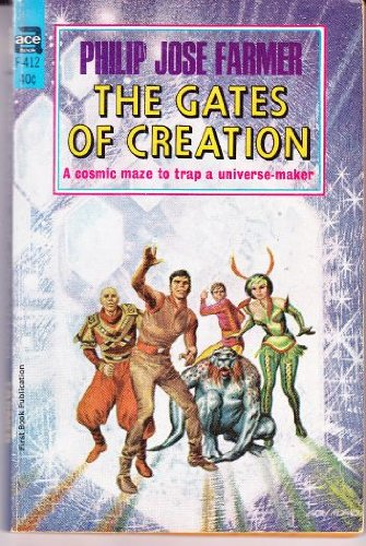 9781299442054: The Gates of Creation (World of Tiers, Book 2)