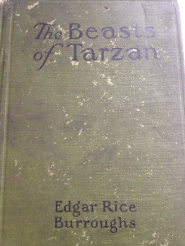 9781299443068: The Beasts of Tarzan