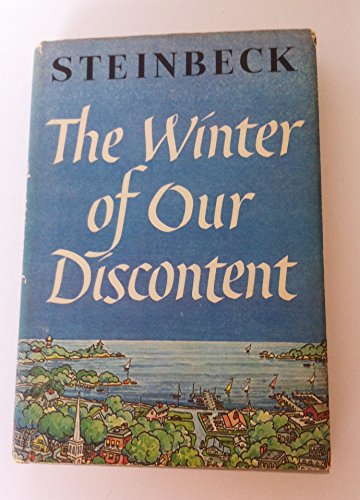 9781299478145: THE WINTER OF OUR DISCONTENT
