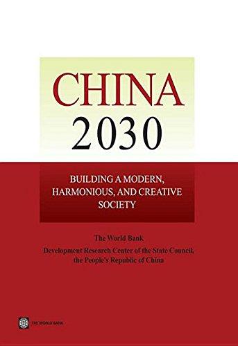 9781299485433: China 2030: Building a Modern, Harmonious, and Creative Society