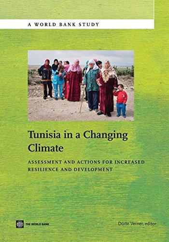 9781299485440: Tunisia in a Changing Climate: Assessment and Actions for Increased Resilience and Development