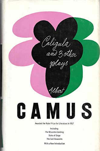 9781299537767: Caligula and Three Other Plays