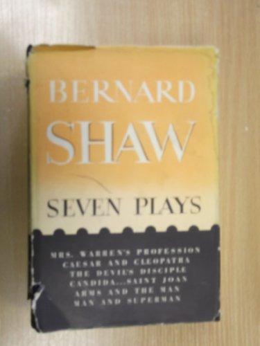 Bernard Shaw: Seven Plays: Shaw, Bernard