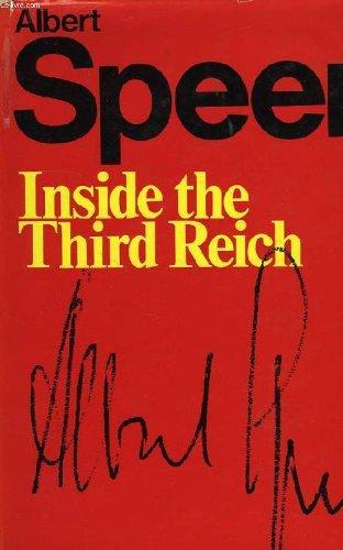9781299610132: Inside the Third Reich: Memoirs