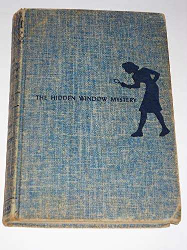 9781299617957: The Hidden Window Mystery (Nancy Drew Mystery Stories #34)
