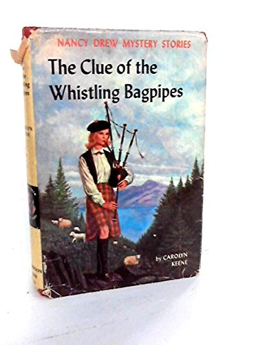9781299618015: The Clue of the Whistling Bagpipes (Nancy Drew Mystery Stories)