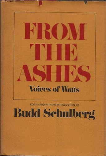 9781299651456: From the Ashes; Voices of Watts