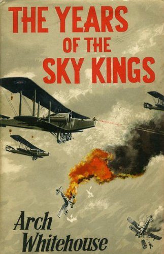 9781299653870: The Years of the Sky Kings