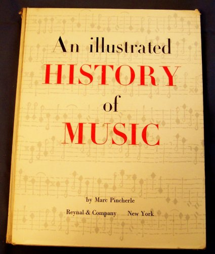 9781299658059: An illustrated history of music