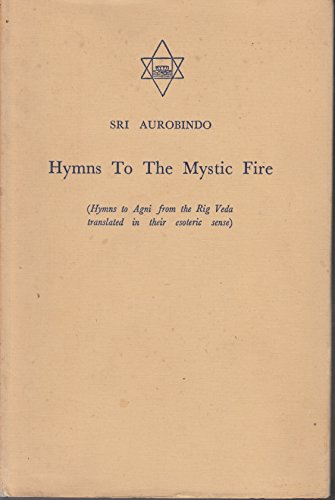 9781299679139: Hymns To the Mystic Fire