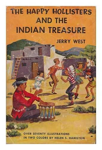 9781299704480: The Happy Hollisters and the Indian Treasure (The Happy Hollisters, No. 4)