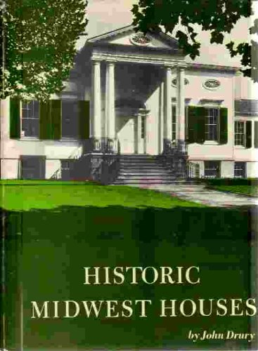 9781299723788: Historic Midwest houses