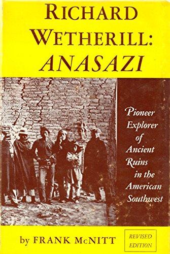 9781299741645: Richard Wetherill: Anasazi