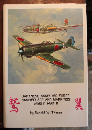 9781299742017: Japanese Army Air Force Camouflage & Markings World War II.
