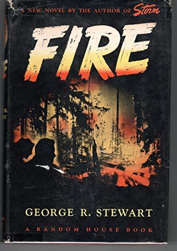 9781299763371: Fire,: A novel