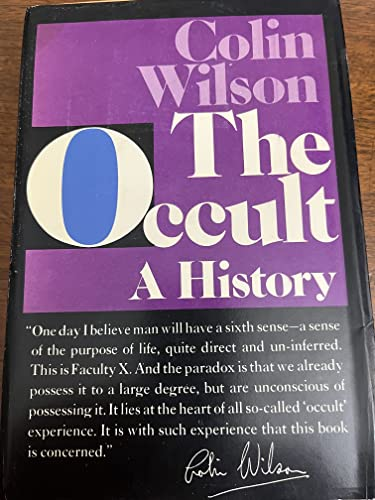 9781299772397: The Occult: A History