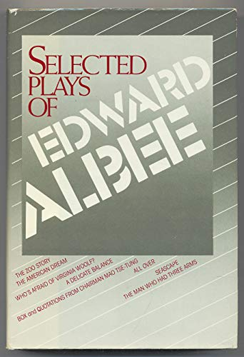 9781299814318: Selected Plays of Edward Albee