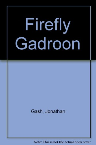 9781299854352: Firefly gadroon: A Lovejoy novel of suspense