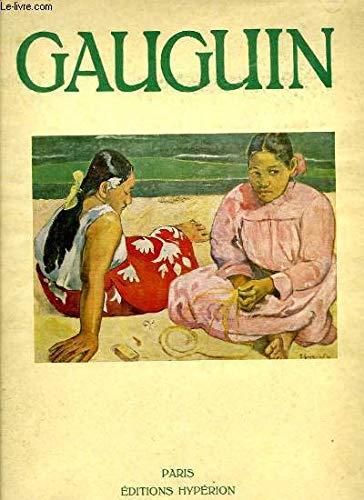 Gauguin, (9781299858510) by John Rewald