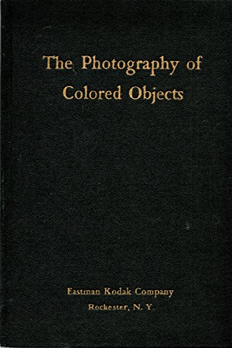 9781299880801: The Photography of Colored Objects