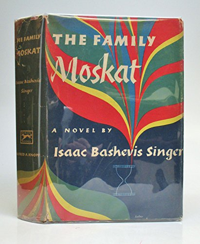 9781299885745: The Family Moskat