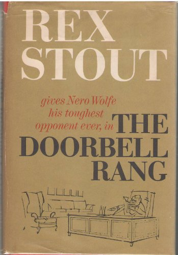 9781299927070: The Doorbell Rang [Nero Wolfe mystery]