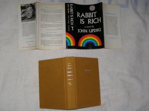 9781299932586: Rabbit Is Rich Rabbit Redux Rabbit Run [Taschenbuch] by Updike, John
