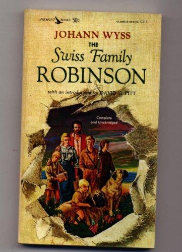 9781299969582: Swiss Family Robinson Airmont Classics