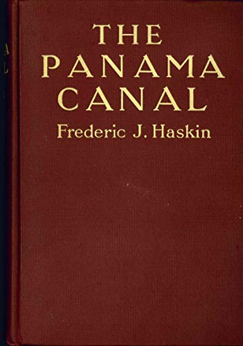 9781299970892: The Panama Canal