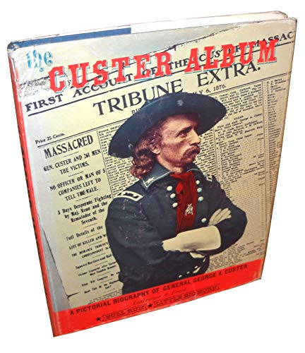 george a custer biography
