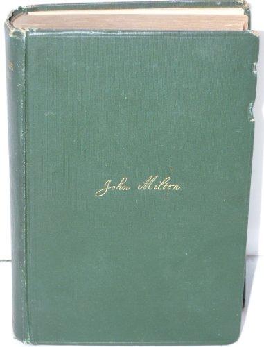 9781299973930: The poetical works of John Milton;