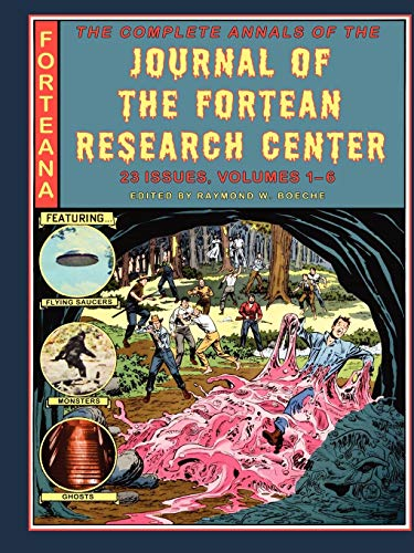 Journal of the Fortean Research Center Paperbound: Boeche, Ray