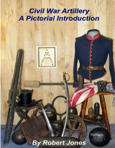 9781300066644: Civil war artillery - a pictorial introduction