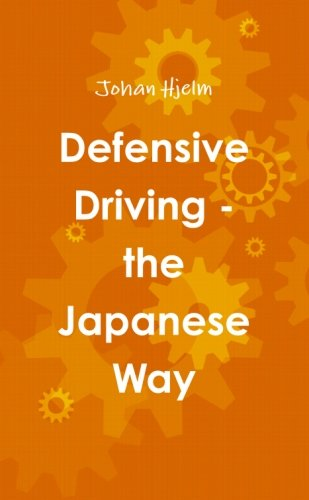 9781300095149: Defensive Driving - the Japanese Way