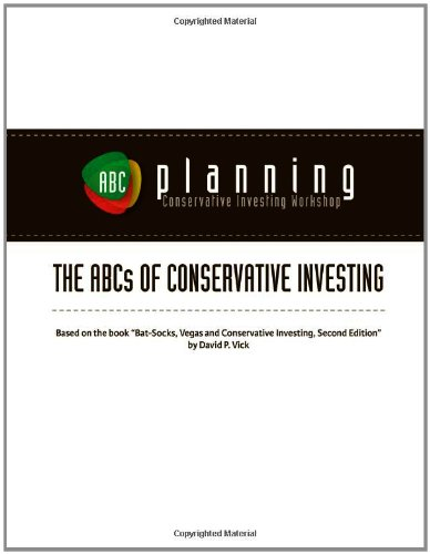 9781300107620: The abc's of conservative investing workbook