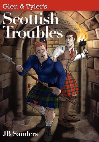 9781300119395: Glen & Tyler's Scottish Troubles