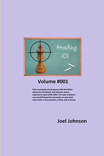 9781300137047: Attacking 101: Volume #001 (Volume 1)