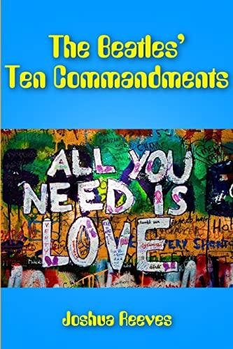 9781300146964: The Beatles' Ten Commandments
