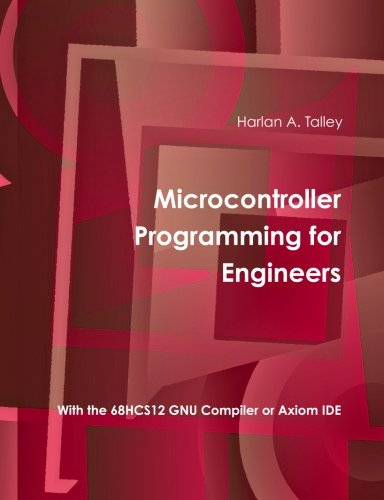 MICROCONTROLLER PROG.FOR ENGINEERS