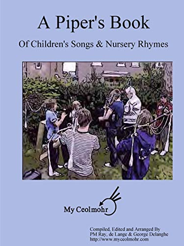 9781300226581: A Piper's Book of Children's Songs & Nursery Rhymes