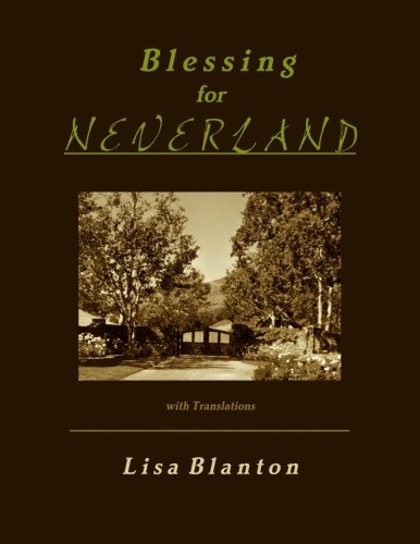 9781300273677: BLESSING FOR NEVERLAND with Translations