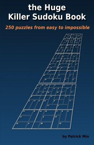 9781300285984: the Huge Killer Sudoku Book