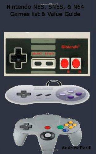 9781300361961: Nintendo Nes, Snes, & N64 Price Guide